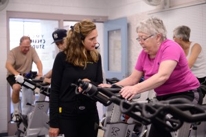Pedaling For Parkinsons Program