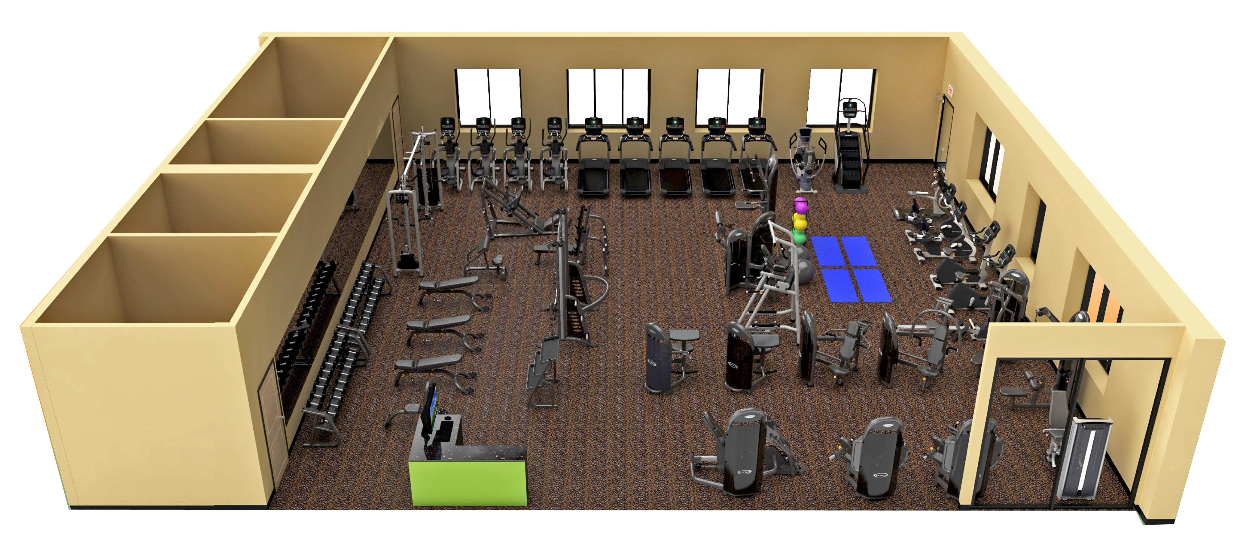 Greene County Fitness Center