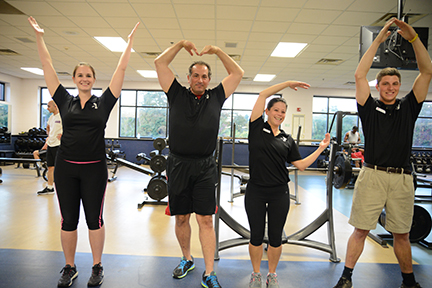 YMCA Personal Trainers