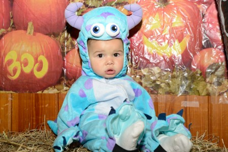 Monster's Inc Halloween