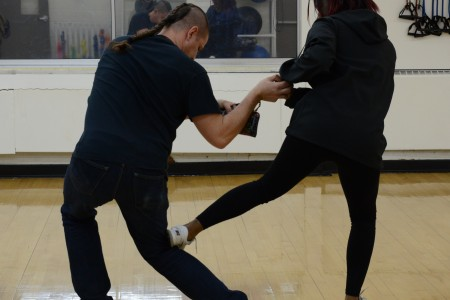 Womens Self-Defense YMCA