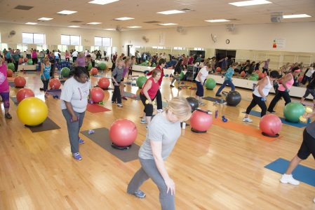 exercise for a cause